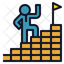 Success Ladder Icon