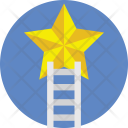 Business Target Achievement Icon