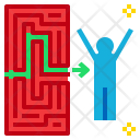 Success path Icon