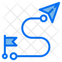 Success Route Icon