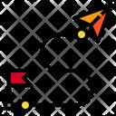 Success Route Icon