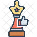 Success Strategy Chess Final Icon