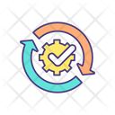Successful Automated Manufacturing Systems Icon