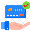 Credit Card Shopping Pay Icon