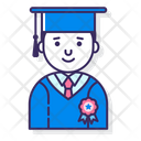 Successful Student Icon