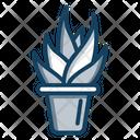 Wildplant Succulent Cactus Icon