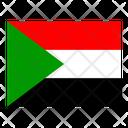 Sudan Flag Flags Icon