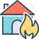 Suddenly Abruptly House Icon