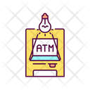 Sufficient Lighting Near Atm Sufficient Lighting Icon