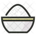 Sugar Bowl Meal Icon