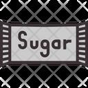 Sugar Sugar Packet Packet Icon