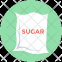 Sugar Bag Pack Icon