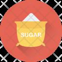 Sugar Sack Bag Icon