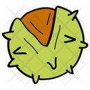 Fruit Food Sugar Apple Icon