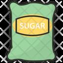 Sugar Bag Sugar Pack Grocery Icon