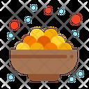 Sugar Bowl Bowl Grocery Icon