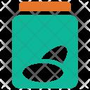 Sugar Box Pot Icon