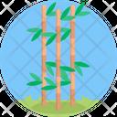 Sugar Cane Plant Garden Icon