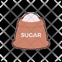Sugar Sweets Sack Icon