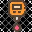 Sugar test Icon