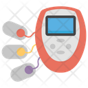 Glucometer Blood Test Sugar Test Machine Icon