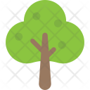 Woodland Generic Tree Icon
