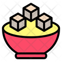 Suger Bowl Sweet Icon