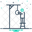 Suicide Die Perish Icon