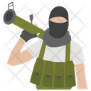 Suicide Bomber Icon