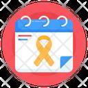 Suicide Calendar World Suicide Day Almanac Icon