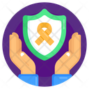Suicide Protection Safety Shield Suicide Safety Icon