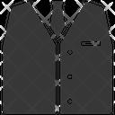 Suit Uniform Hanger Icon