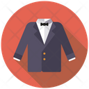 Suit Blazer Jacket Icon