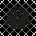 Dinner jacket Icon