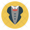 Suit Dress Cloth Icon