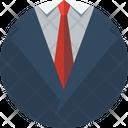Suit Blazer Jacket Icon