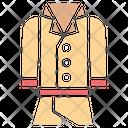 Suit Coat Fashion Icon
