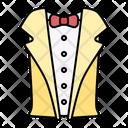 Suit Fashion Birthday Icon