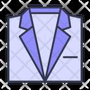 Suit Business Elegant Icon