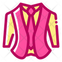 Suit Groom Marriage Icon