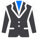 Suit Business Clothing Icon