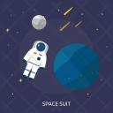 Suit Galaxy Education Icon