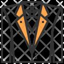 Suit Man Vest Icon