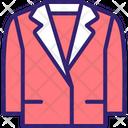 Suit Jacket Icon