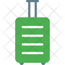 Suitcase Dragging Bag Icon