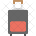 Traveling Bag Suitcase Icon