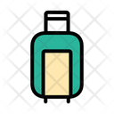 Suitcase Luggage Baggage Icon