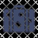 Suitcase Briefcase Travel Icon