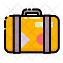 Suitcase Briefcase Travel Icon