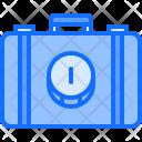 Money Case Suitcase Icon